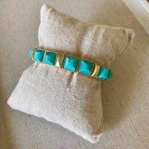 Stella & Dot Sawyer Stone bracelet